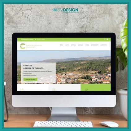 Web site Junta de Freguesia de Chavães